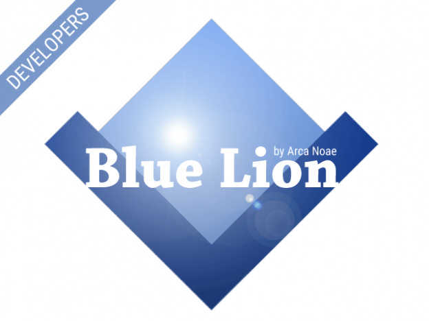 Blue Lion, by Arca Noae - Developer Interest