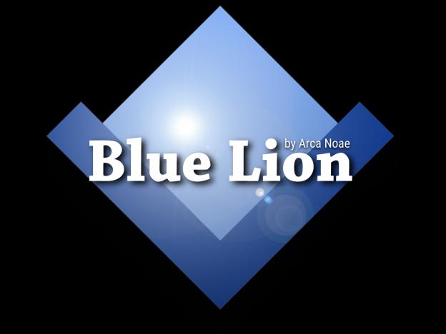 Blue Lion, by Arca Noae