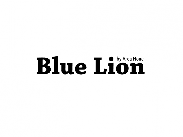 Blue Lion, by Arca Noae