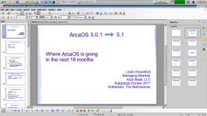 Apache OpenOffice on ArcaOS