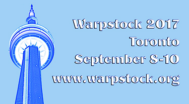 Warpstock 2017, Toronto, Ontario