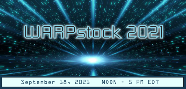 Warpstock 2021 Online